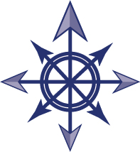 Compass Rose only