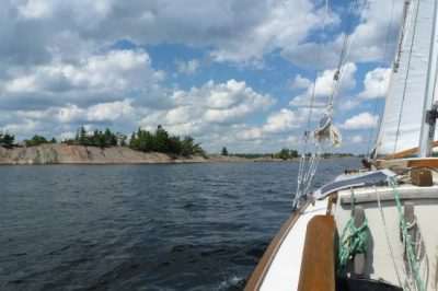 Cruising the North Channel